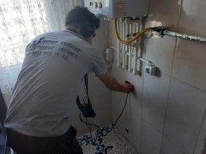 Ramazanoğlu Su Kaçağı Tespiti